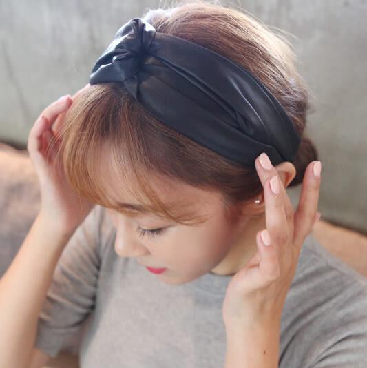 時尚氣質清新實用髮帶 髮飾 髮箍173  秋冬新款!!