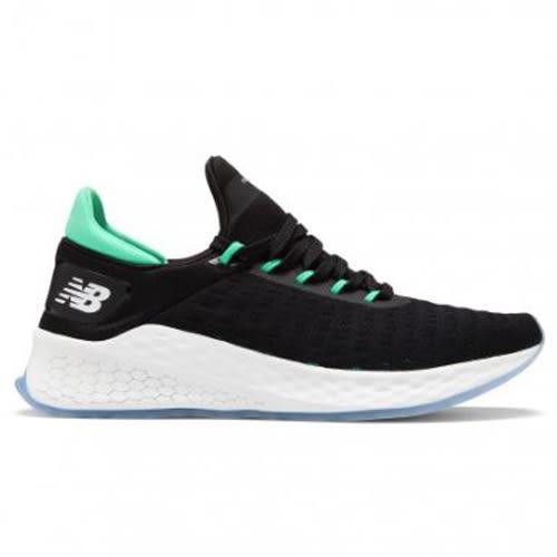 New Balance 男鞋 慢跑 2E 針織 Fresh Foam 輕量 黑 綠【運動世界】MLZHKLB2