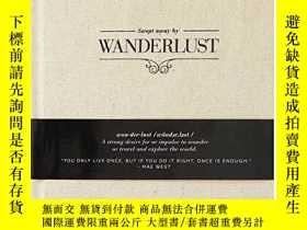 二手書博民逛書店Swept罕見Away by WanderlustY19139