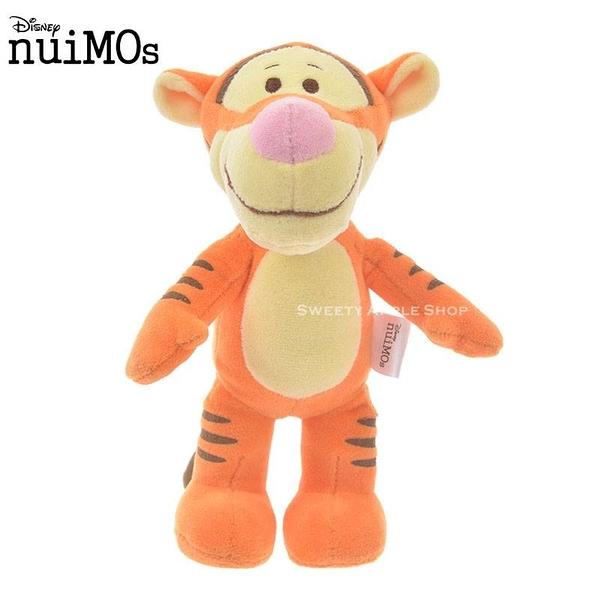 (現貨&日本實拍)日本DISNEY STORE 迪士尼商店限定 nuiMOs 小熊維尼家族 跳跳虎 玩偶娃娃 (可變換姿勢)