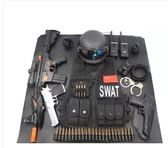 兒童玩具槍聲光COS部隊電動沖鋒槍3-6-10歲男孩穿越火線機槍套裝 igo  夏洛特居家