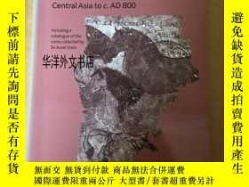 二手書博民逛書店【罕見】Money on the Silk Road: The Evidence From Eastern Cen