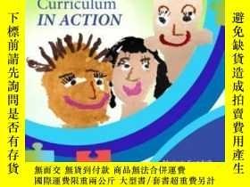 二手書博民逛書店Developmentally罕見Appropriate Curriculum In Action-發展適宜課程奇