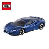【日本正版】TOMICA NO.59 法拉利 F8 TRIBUTO 跑車 玩具車 多美小汽車 - 798699
