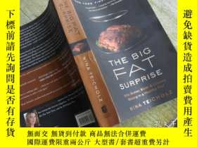 二手書博民逛書店The罕見Big Fat Surprise:Why Butter, Meat and Cheese Belong