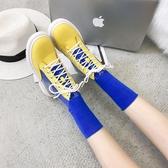 馬丁靴女夏季2018新款百搭高筒透明靴子韓版嘻哈女鞋子潮學生短靴