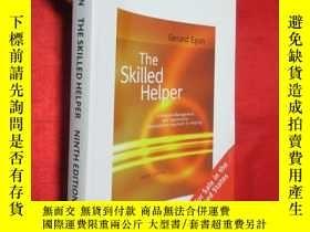 二手書博民逛書店The罕見Skilled Helper (小16開) 【詳見圖】