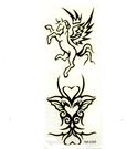 薇嘉雅 飛馬 紋身貼紙L030