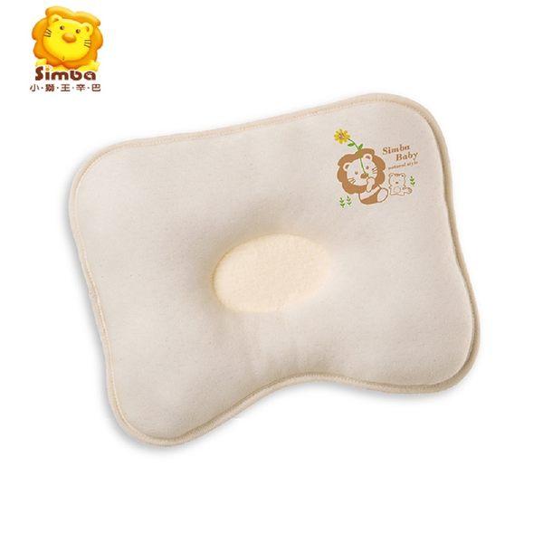 小獅王辛巴 有機棉專利透氣枕