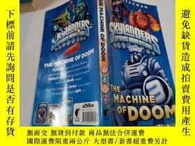 二手書博民逛書店the罕見machine of doom:末日機器Y212829 不祥 不祥