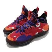 adidas 籃球鞋 Harden Vol.5 CNY 中國新年 紅 橘 紫 男鞋 哈登 5代 【ACS】 G55811
