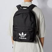 Adidas AC CLASSIC BP 黑 經典 休閒 三葉草 雙肩 後背包 GD4556