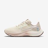 Nike Wmns Air Zoom Pegasus 38 [DM7195-211] 女 慢跑鞋 小飛馬 刺繡 奶茶粉