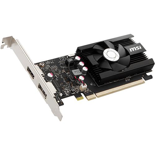 MSI 微星 GeForce GT 1030 2GD4 LP OC 顯示卡