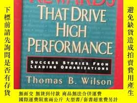 二手書博民逛書店REWARDS罕見THAT DRIVE HIGH PERFORM