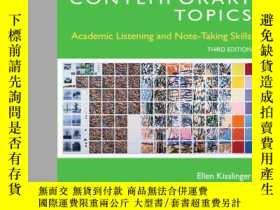 二手書博民逛書店Contemporary罕見Topics 2: Academic