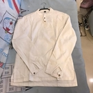 新款簡約潮流中國風長袖襯衫(L號/555-663)