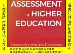 二手書博民逛書店Planning罕見and Assessment in Higher Education: Demonstrati