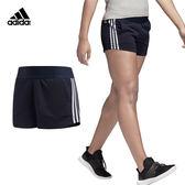 Adidas Athletics ID 女 暗藍 短褲 運動褲 慢跑短褲 愛迪達 三線 慢跑褲 棉褲 休閒 排汗 CZ5675