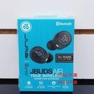 平廣 送好禮 JLab JBuds Air 黑色 真無線 藍芽耳機 附充電盒 台灣公司貨保一年
