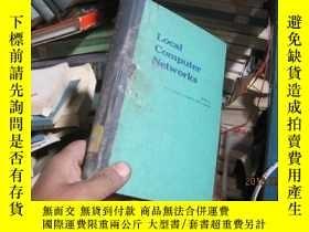 二手書博民逛書店7803罕見精裝的550葉 局部計算機網技術Local Comp