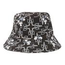 [Disney聯名限量款]漫步 米奇潮流造型漁夫帽(黑)-Daniel Wong狂野夜想系列