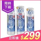 SANA 莎娜 豆乳美白化粧水(清爽/濃潤) / 保濕乳液 200ml/150ml【小三美日】$320