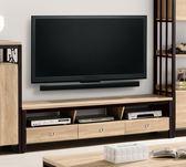 【新北大】C605-3 鋼尼爾6尺電視櫃 -2019購