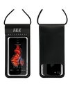 防水袋 手機防水袋潛水套可觸屏漂流游泳裝備透明手機包密封外賣騎手專用