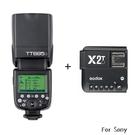 ◎相機專家◎ Godox 神牛 TT685S + X2T 發射器 TTL機頂閃光燈 Sony 高速同步 開年公司貨