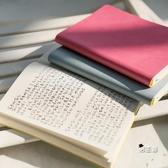 筆記本橫線記事本A5商務本子復古筆記本文具小清新創意日記本厚 快速出貨