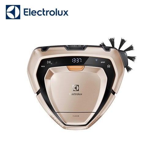 *夜間下殺*【Electrolux 伊萊克斯】PURE i9型動吸塵機器人PI91-5SSM(贈義式咖啡機+咖啡豆)