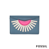 FOSSIL CARD CASE花火名片夾