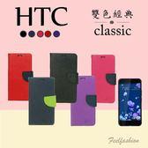 HTC U Ultra / U Play / U11 / U11 plus / U11 eyes  經典款 TPU 側掀可立皮套 保護殼 手機支架
