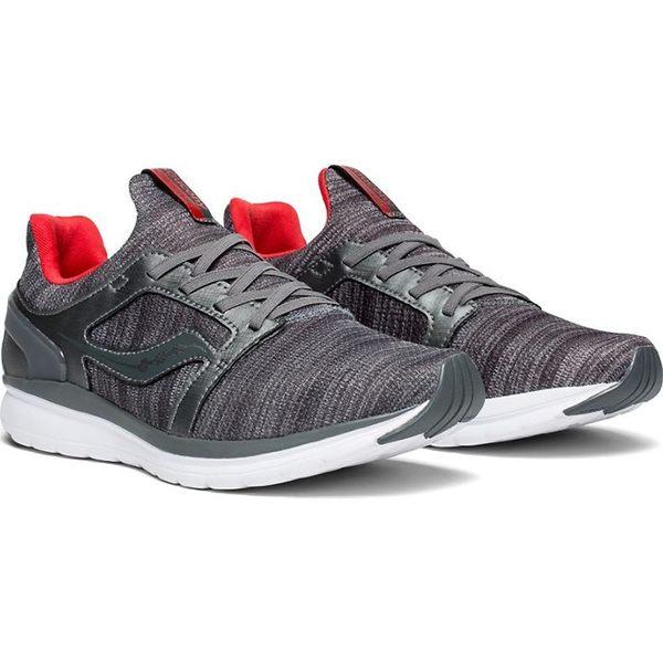 樂買網 Saucony 18FW 運動生活 男慢跑鞋 STRETCH & GO EASE S40029-2 贈休閒踝襪