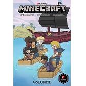 [ 美國直購暢銷書] Minecraft Volume 2 (Graphic Novel)