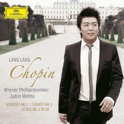 郎朗  蕭邦鋼琴作品選  CD (音樂影片購)
