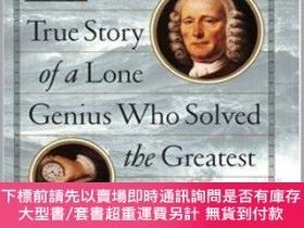 二手書博民逛書店Longitude:罕見The True Story of a Lone Genius Who Solved th