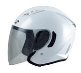 【東門城】M2R J-5 素色 珍珠白 3/4罩安全帽