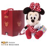 HOLA 迪士尼系列 台灣年味玩偶禮盒 米妮 MINNIE Walt Disney