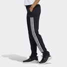 L- adidas CLIMAWARM PANTS 女裝 長褲 休閒 修身 口袋拉鍊 黑 三線 黑白 DZ6115