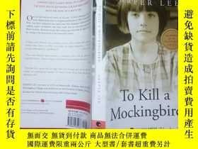 二手書博民逛書店To罕見Kill a Mockingbird by Lee, H