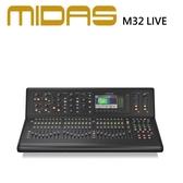 ★MIDAS★M32 LIVE數位混音器-32in / 16out 含多軌錄音卡 原廠公司貨