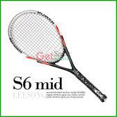 超輕量網球拍S6 mid(休閒拍/LEESONG/網拍/防守拍)