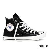 Converse Chuck Taylor All Star 黑 男鞋 女鞋 高筒 基本款 經典款 帆布鞋 休閒鞋 情侶鞋 M9160C