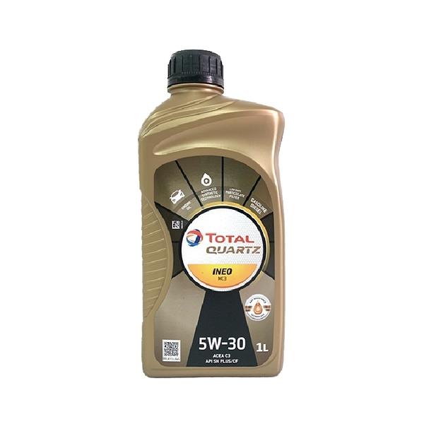 TOTAL QUARTZ MC3 5W30 機油