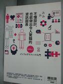 【書寶二手書T5/電腦_LEK】不懂設計,也能做出令人驚豔的資訊圖表_櫻田潤