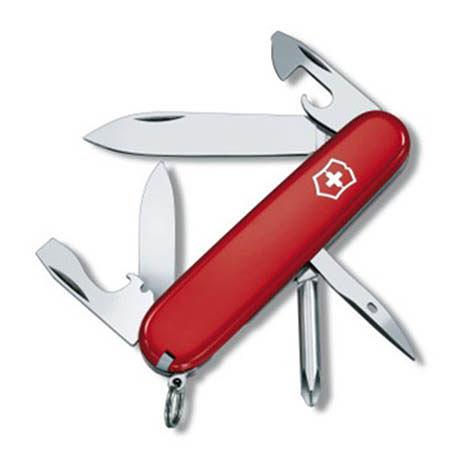 瑞士 維氏 Victorinox Tinker 頂克 標準型瑞士刀 12種功能 1.4603 露營│登山