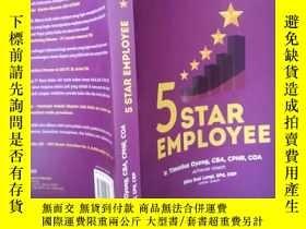 二手書博民逛書店5罕見STAR EMPLOYEE[5星級員工 ]Y247386