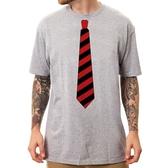 【Dirty Sweet】黑紅假領帶短袖T恤-2色 趣味 幽默 設計 美國棉 390 t gildan